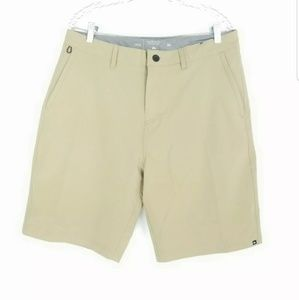 Quicksilver Mens Size 34 Shorts Amphibian Hybrid